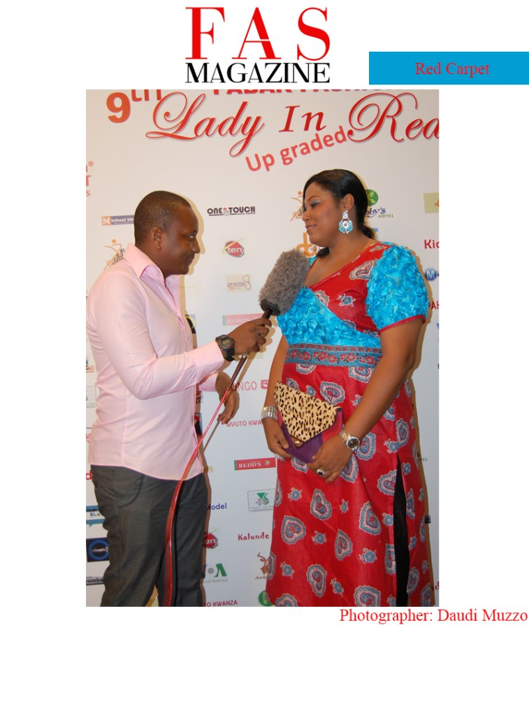 Lady In Red 2013 Red Carpet