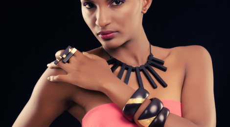Jewellery - Wood goes exotic. See more...