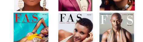 Covers: Featuring the most recent and past FAS magazine covers.