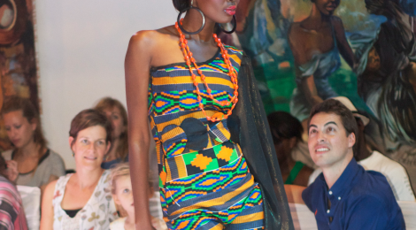 Fashion Show: THE PRINTS MOVEMENT by Kali Elegance.