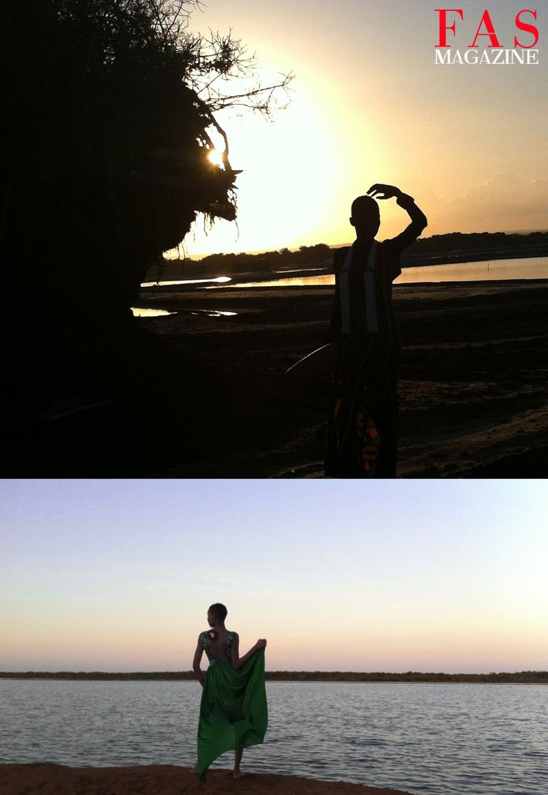 Saadani Sunsets.