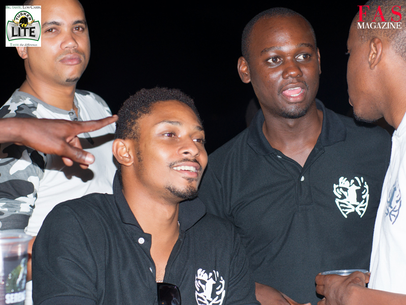 Tusker Lite Experience - Groove Theory November 2, 2013.