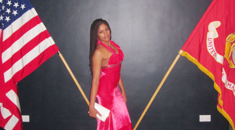 Editor Shellina E. has a ball at the US Marine Corps Ball in Dar-es-salaam. See more...