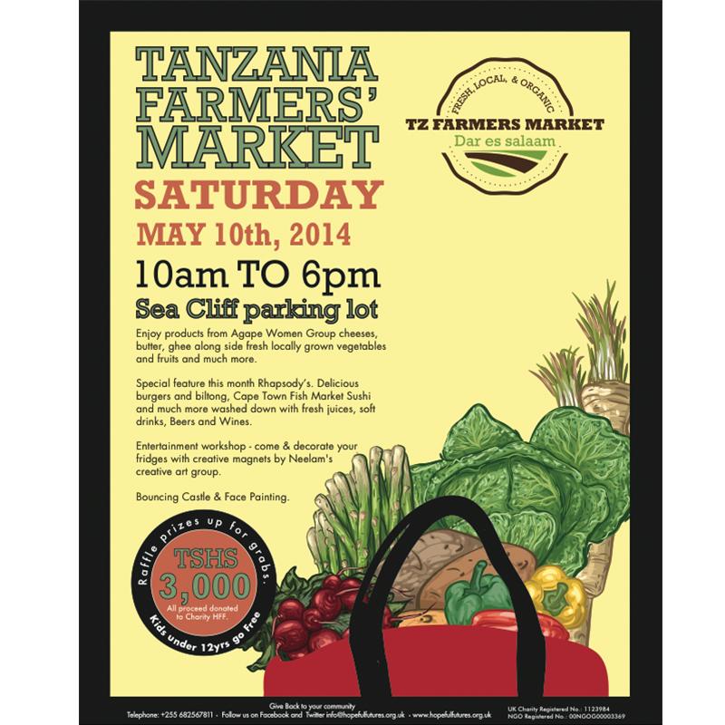 Farmer's Market Tanzania