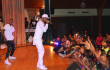 Diamond Platnumz performing at Afronation Concert, Toronto. See more...