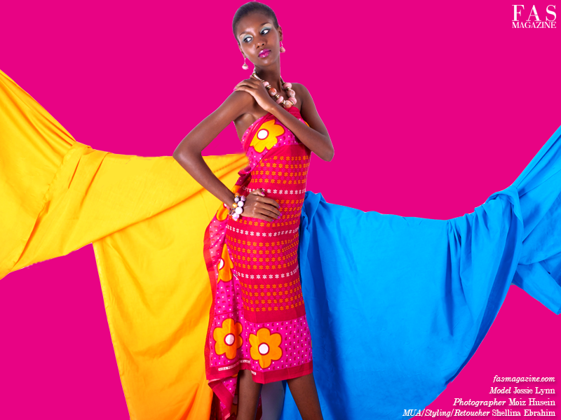 Bright Now! - A Fashion Editorial. Model Jossie Lynn, Photographer Moiz Husein, MUA/Styling/Retoucher Shellina Ebrahim