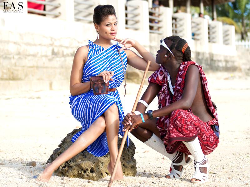 Maasai Desire Editorial / FAS Magazine