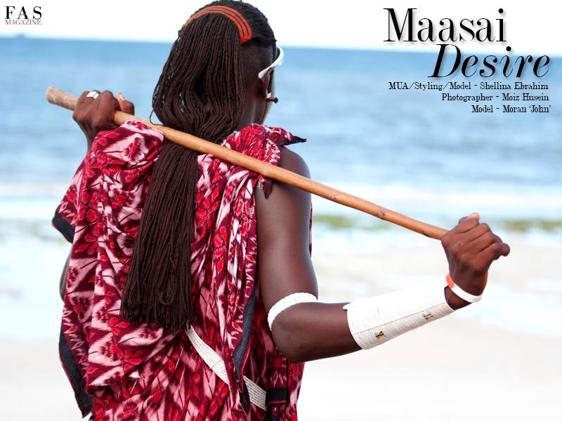 Maasa Desire/FAS Magazine