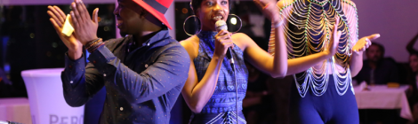 Peroni Fashion Nite Tanzania: Designer Yvette Nicole Nkhoma