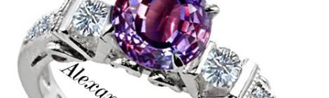 Image of Alexandrite ring by clarajewellery.com